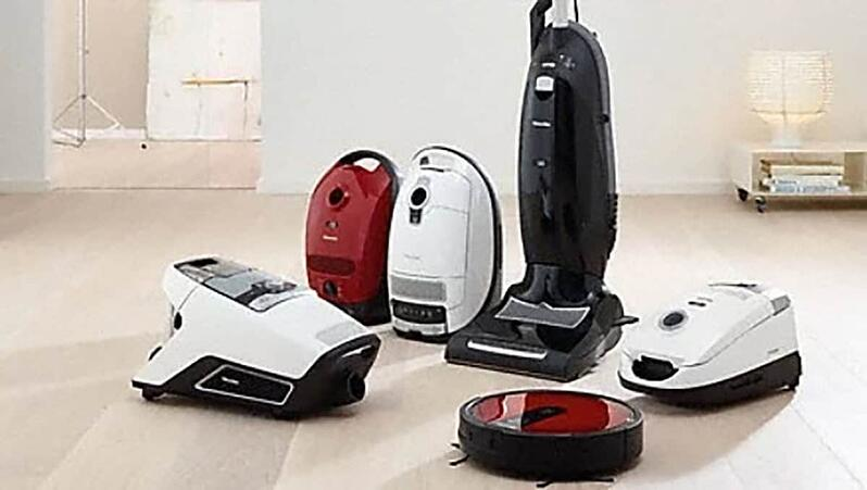 different kinds of miele vacuums