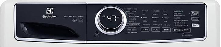 electrolux-ELFW7537AW-washer-controls