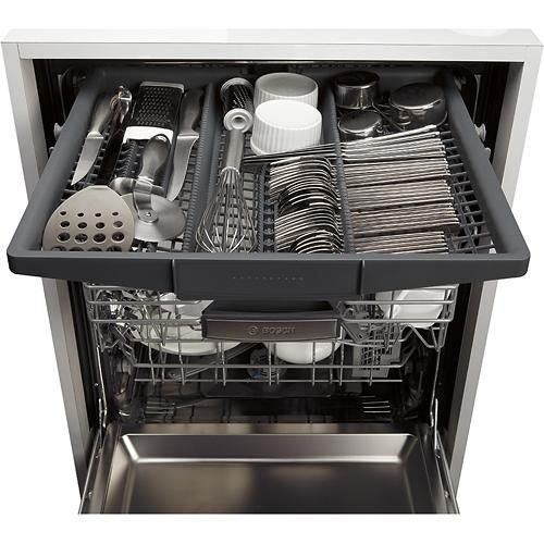 bosch dishwasher third cutlery rack