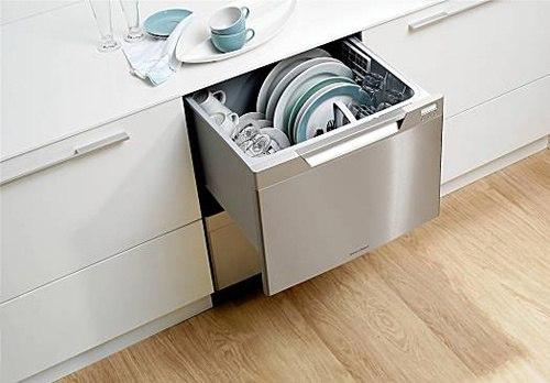 Image Result For Drawer Dishwasher Vs Standard Dishwasher
