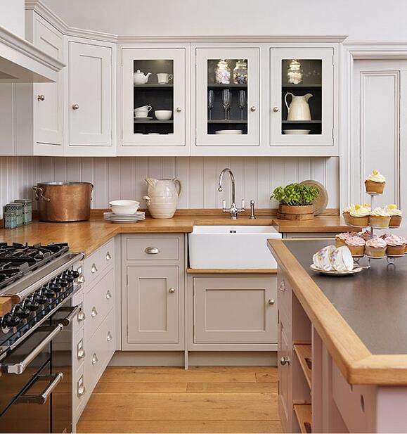 Shaker Style Kitchen Ideas: Lighting For Shaker Style Kitchens