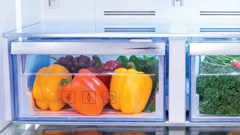 Beko-Ever-Fresh-Crisper-Drawers