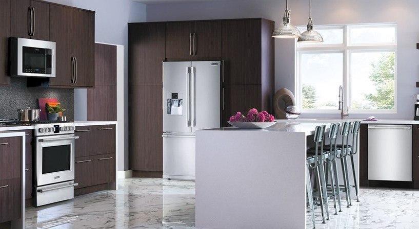 Frigidaire Professional kitchen