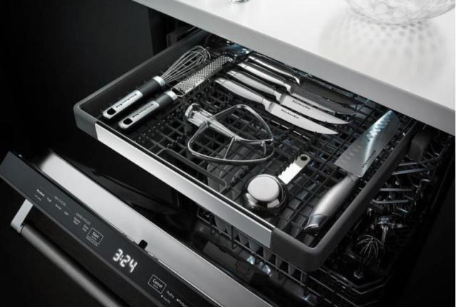 KitchenAid Dishwasher Third Cutlery Rack
