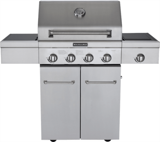 KitchenAid 720 0745B.png. Features: 4 Grill Burners ...