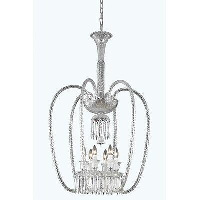 "Elegant Lighting ""Majestic"" Chandelier neoclassical lighting"