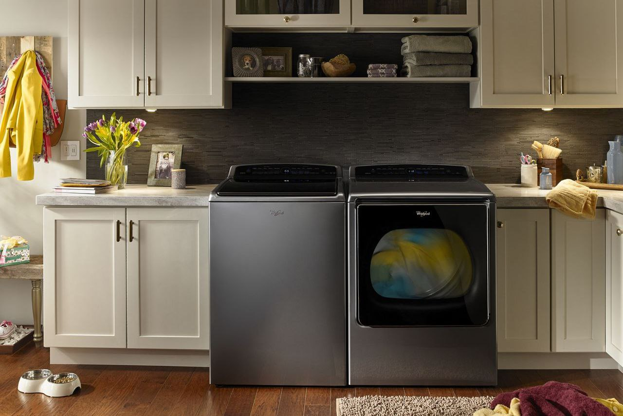 Whirlpool Smart Laundry CES 2016