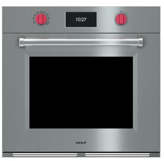 Wolf SO30PMSPH pro style wall oven