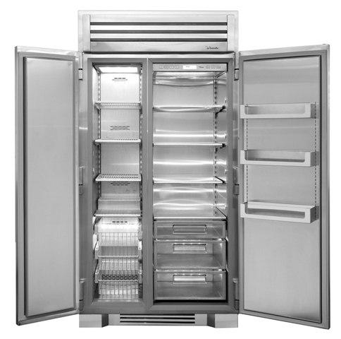 True Counter Depth 48 Inch Refrigerator