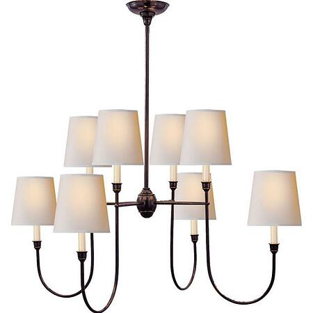 Visual-Comforts-TOB5008BZ-Vendome best traditional chandelier