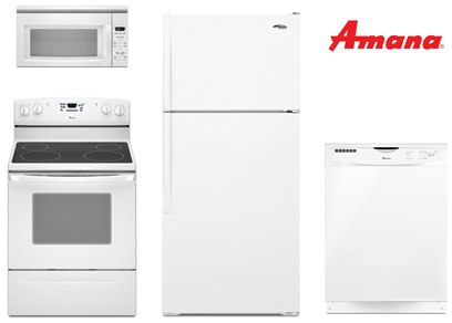 Best white kitchen appliance packages reviews ratings prices for High end appliance packages