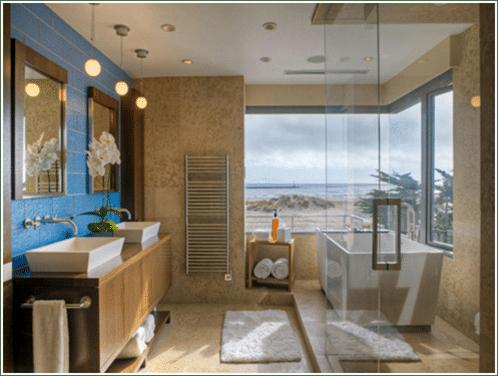 Beach style bathroom lighting reviewsratingsprices beach style bath lighting aloadofball Choice Image