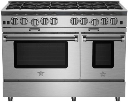 bluestar gas 48 inch professional ranges reviews ratings prices