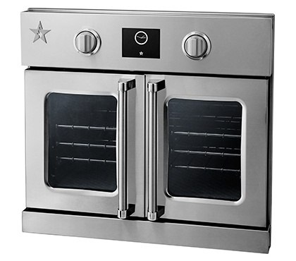 BlueStar BSEWO30ECSD french door wall oven