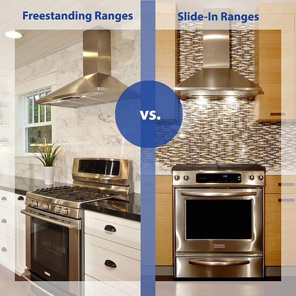 Freestanding Vs Slide In Ranges