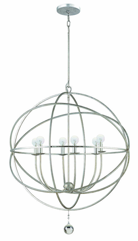 Pendants vs. Chandeliers Over a Kitchen Island (Reviews/Ratings ...