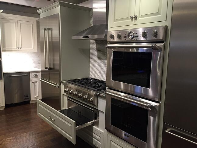 Excellent Can You Place a Gas/Electric/Induction Cooktop Over A Wall Oven? AM74