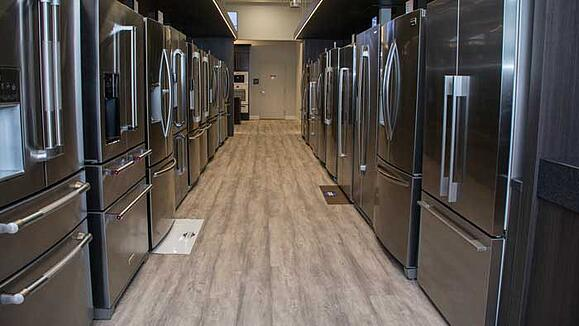 side by side vs french door counter depth refrigerators. Black Bedroom Furniture Sets. Home Design Ideas