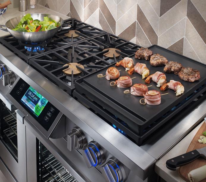 dacor-range-cooktop
