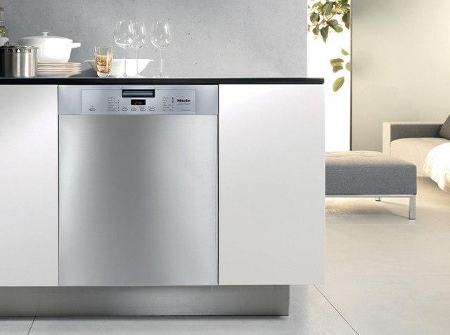 Miele european dishwasher