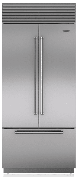 Sub-Zero Stainless Steel  BI-36UFD/S/TH