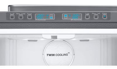 samsung refrigerator twin cooling system