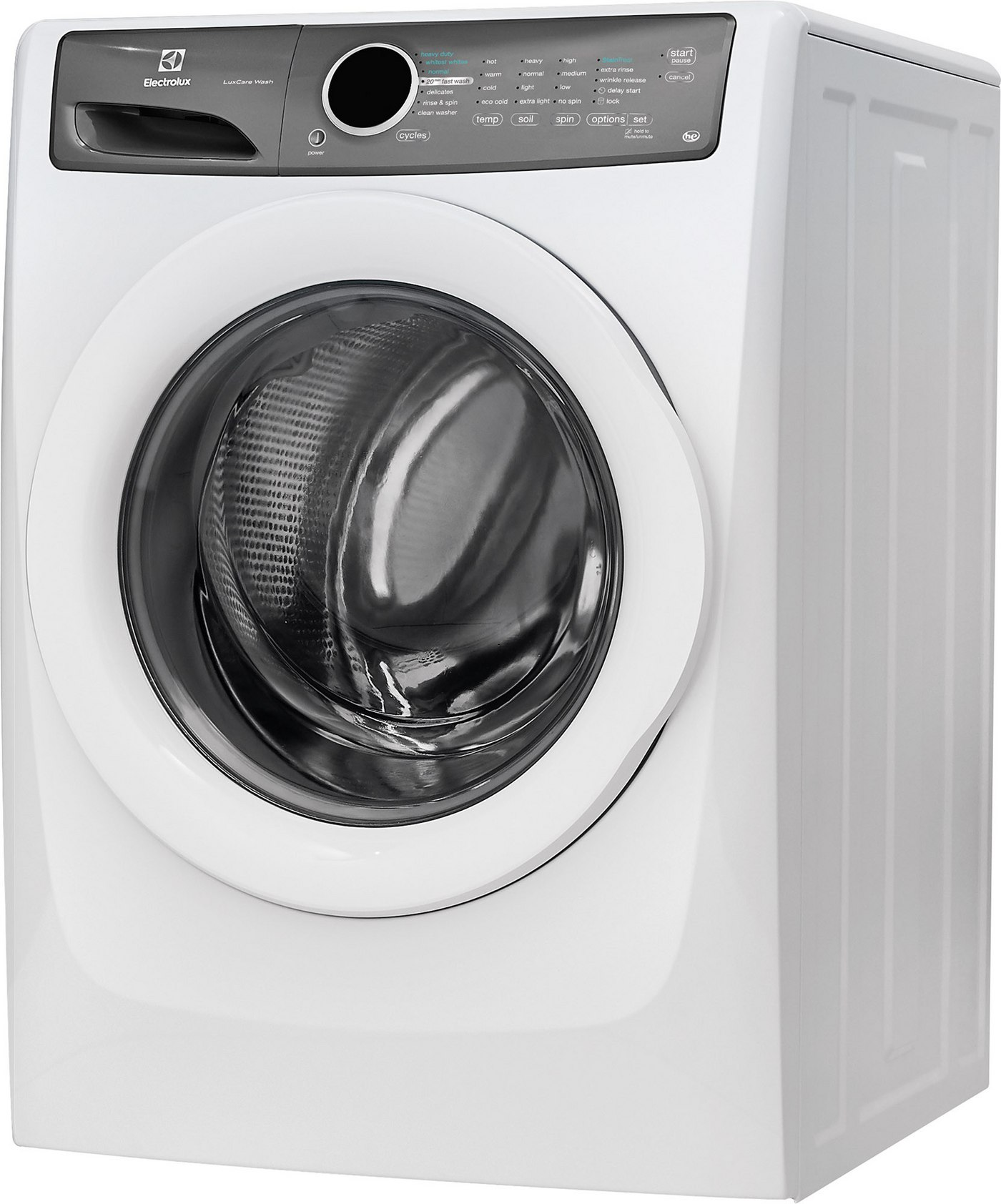 washers electrolux eflw417siw - Best Rated Washer And Dryer