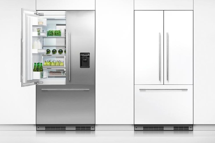fisher paykel integrated refrigerators