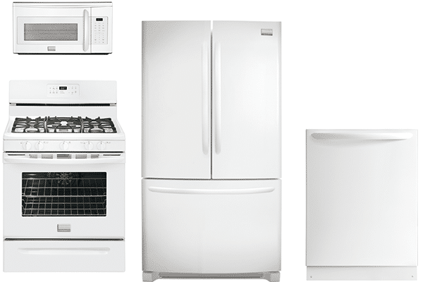 Exceptional Frigidaire Gallery Package With Convection   $3,249 After Rebates