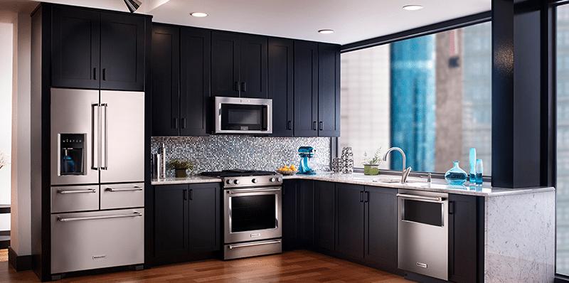 Superb KitchenAid Kitchen Appliance Package