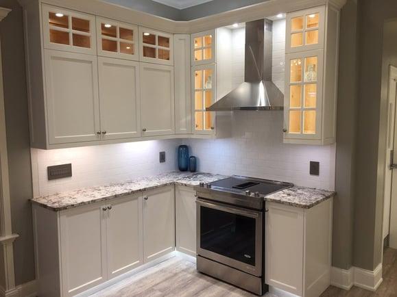 Led strips vs led tape under cabinet lighting reviews ratings led under cabinet lighting display yale applianceg mozeypictures Choice Image