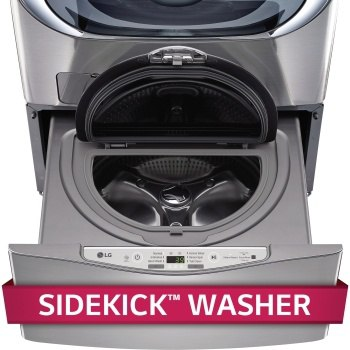 lg sidekick washer