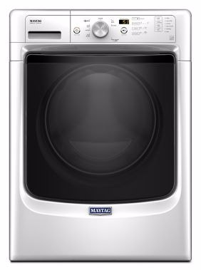 MHW3505FW Maytag Front Load Steam Washer