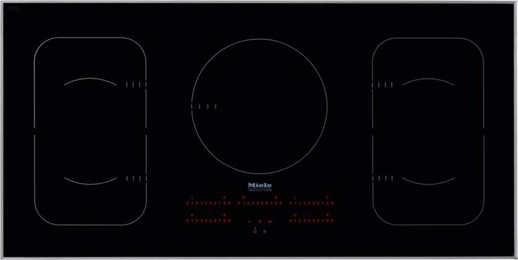 miele 42-inch induction cooktop km6377