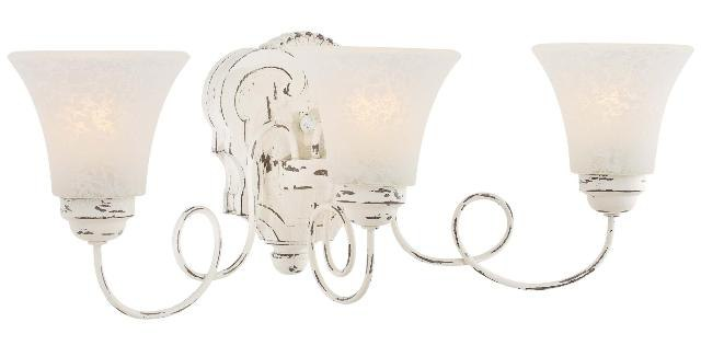 shabby chic bathroom lighting. Pair The Minka Lavery Vanity Light With An Oval Shaped Mirror. It Is A More French Country Style Or Traditional Shabby Chic. Chic Bathroom Lighting W