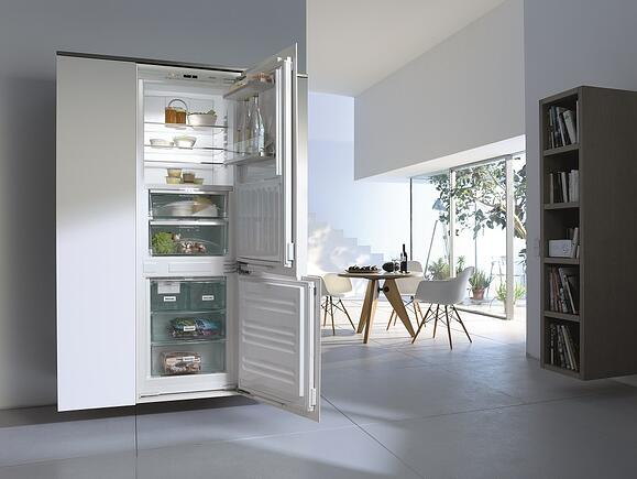 miele perfectcool integrated refrigerators reviews ratings prices. Black Bedroom Furniture Sets. Home Design Ideas