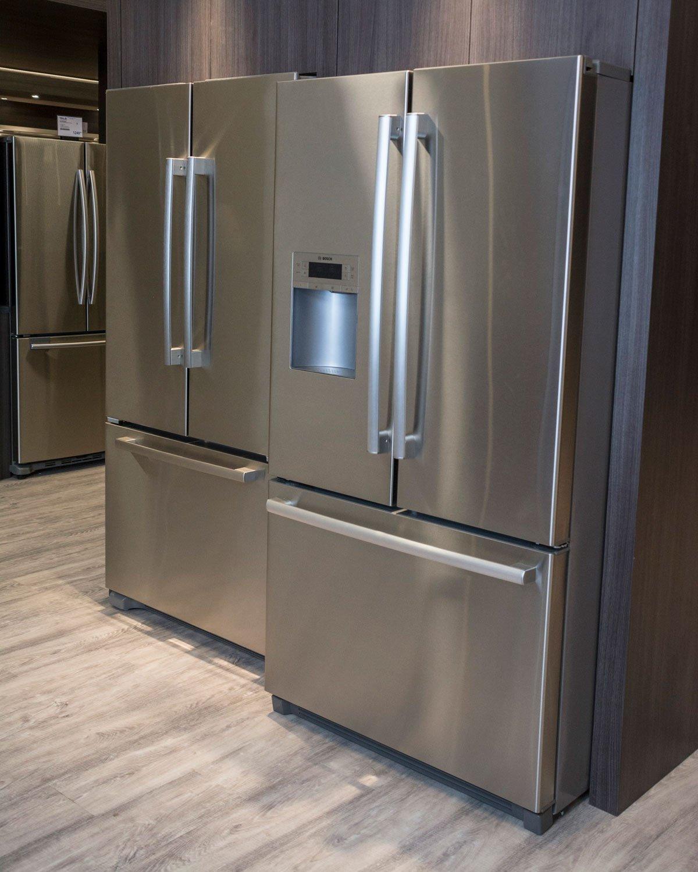 Regular Depth Vs Counter Depth Refrigerator