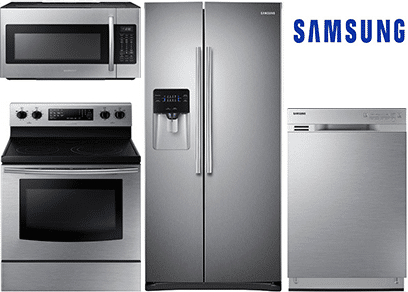 Samsung Stainless Kitchen Package