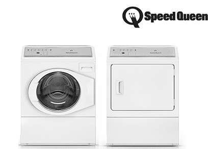 speed queen front load laundry pair