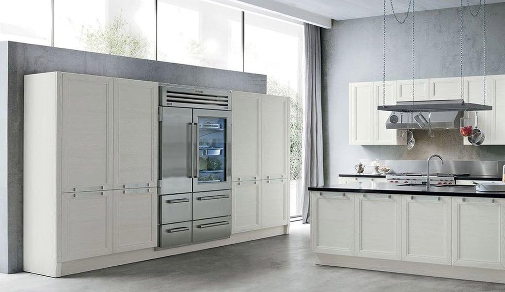 True 48 Quot Vs Sub Zero Pro 48 Counter Depth Refrigerator