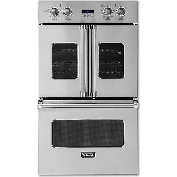 Miele m series wall oven vs viking french door wall oven for High end wall ovens