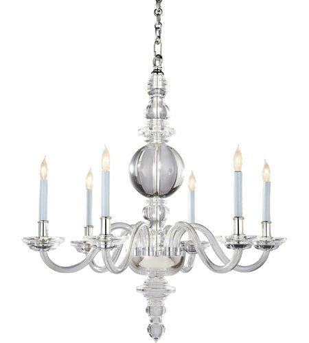 Visual Comfort Lighting George Chandelier best colonial lighting