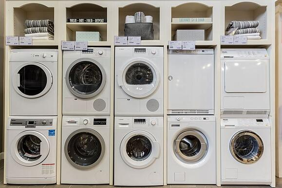 Unitized vs  Two Piece Stack Washer & Dryer Laundry (Reviews