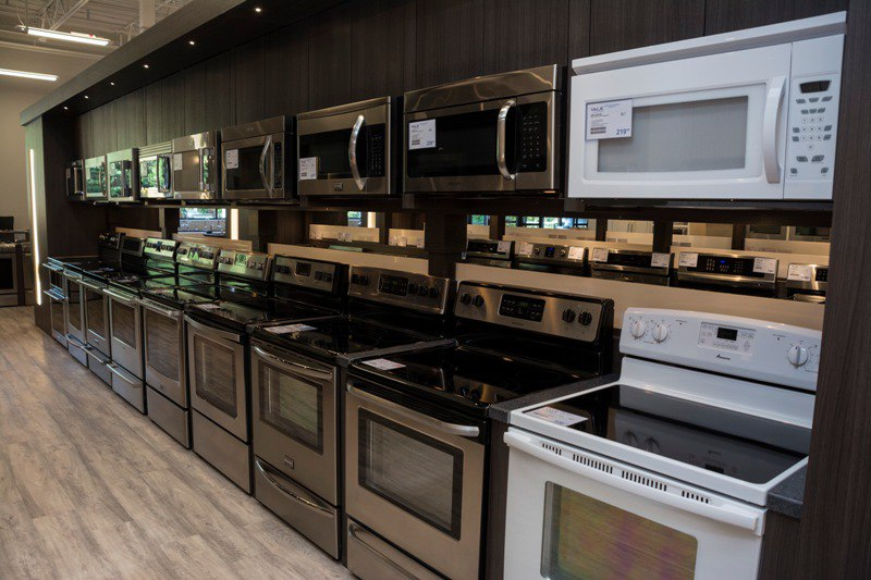 Electric Range Display Yale Appliance + Lighting Dorchester