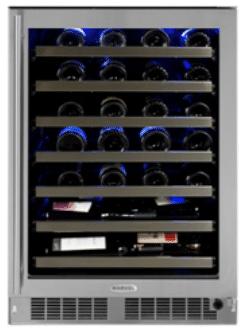 yale undercounter refrigerator