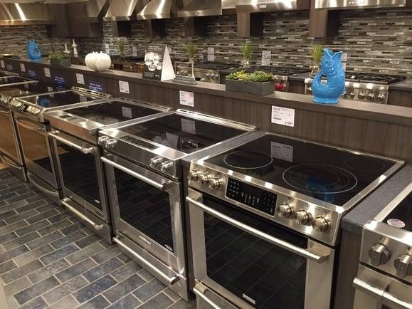 Kitchenaid Vs Electrolux Slide In Induction Ranges