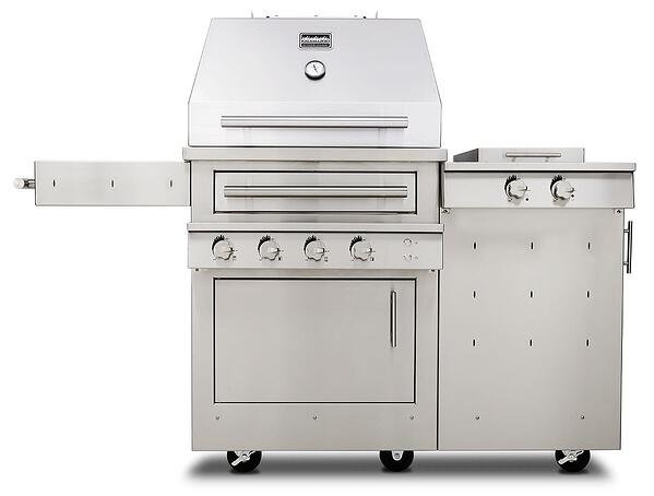k500hs-freestanding-grill-with-side-burner