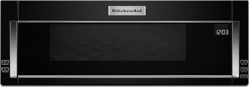 kitchenaid-KMLS311HSS-low-profile-microwave