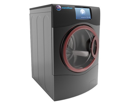 Marathon Laundry Machines CES 2016