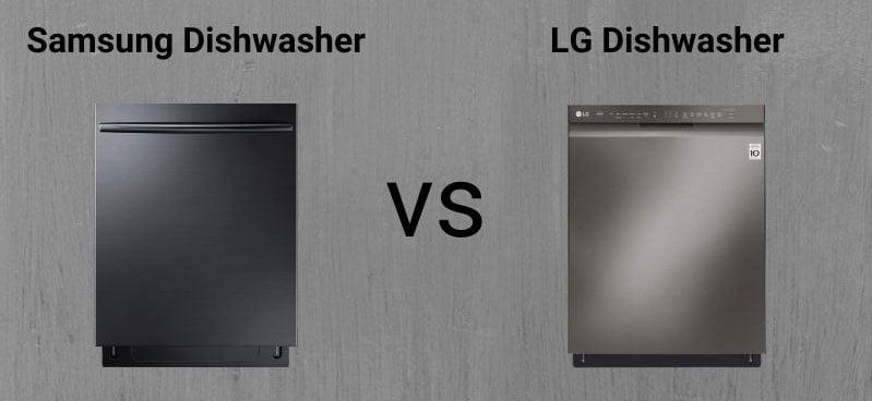 samasung-vs.-lg-black-stainless-steel-dishwashers